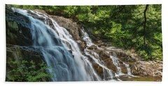 Maine Waterfall Bath Towel