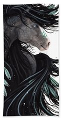 Majestic Dream Horse #138 Hand Towel