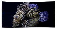 Majestic Lionfish Hand Towel