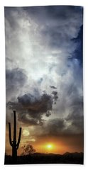 Hand Towel featuring the photograph Majestic by Rick Furmanek