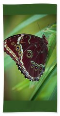 Bath Towel featuring the photograph Majesty Of Nature by Karen Wiles