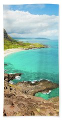 Makapu'u Beach Bath Towel