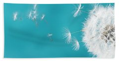 Make A Wish II Bath Towel by Anastasy Yarmolovich