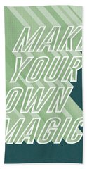 Make Your Own Magic Hand Towel