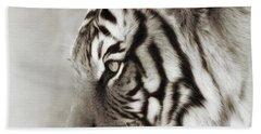 Malayan Tiger Hand Towel