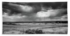 Malheur Storms Clouds Hand Towel