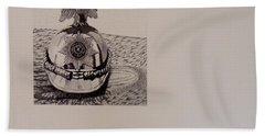 Man Of War Bath Towel