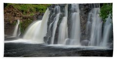 Manabezho Falls Bath Towel