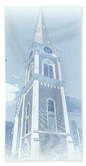 Manchester Vt Church Hand Towel