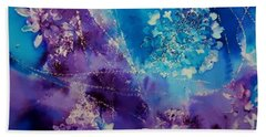 Mandala Abstract Hand Towel