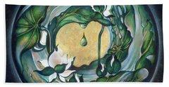 Mandala Of Regeneration Bath Towel