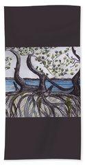 Mangroves Hand Towel