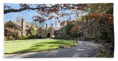 Mansion At Ridley Creek Hand Towel