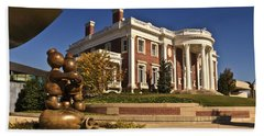 Mansion Hunter Museum Hand Towel