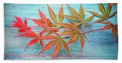 Maple Colors Bath Towel
