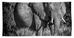 Mara Elephant Hand Towel