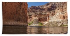 Marble Canyon Grand Canyon National Park Hand Towel