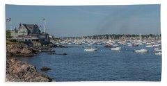 Marblehead Harbor Hand Towel