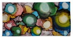 Marbles Hand Towel