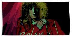 Marc Bolan By Enki  Bath Towel