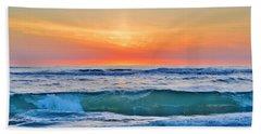 March Sunrise 3/6/17 Bath Towel