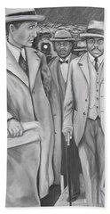 Marcus Garvey Hand Towel
