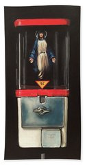 Marian Apparitions- 5 Cents Hand Towel