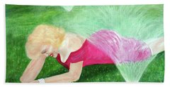 Marilyn Misted Bath Towel