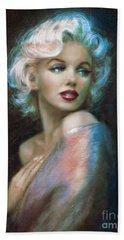 Marilyn Romantic Ww 6 A Bath Towel