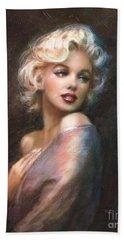 Marilyn Ww Classics Hand Towel
