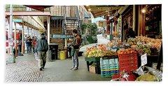 Market Alley Wares Hand Towel