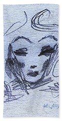 Marlene  Hand Towel