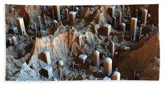Mars Colony One Hand Towel