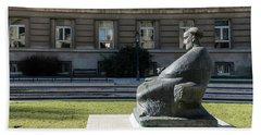 Marulic Square Zagreb  Bath Towel