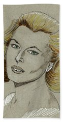Mary Costa Bath Towel