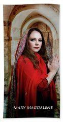 Mary Magdalene Hand Towel