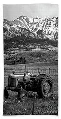 Massey Near Dallas Divide Bath Towel