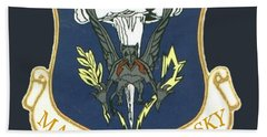 Master Of The Sky Hand Towel