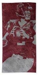 Matt Ryan Atlanta Falcons Bath Towel