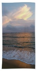 Maui Sunset Bath Towel