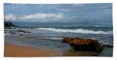Maui Beach  Hand Towel by Ivete Basso Photography