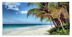 Maxwell Beach Barbados Hand Towel