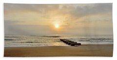May 13 Obx Sunrise Bath Towel