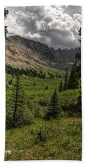 Mayflower Gulch Bath Towel