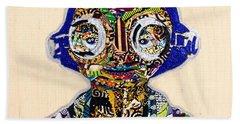 Maz Kanata Star Wars Awakens Afrofuturist Colection Bath Towel