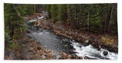 Mccloud River Hand Towel