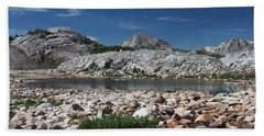 Medicine Bow Vista Bath Towel