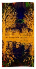 Meditation Hand Towel