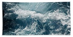 Mediterranean Sea Art 53 Hand Towel
