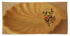Medium Shell Plate Hand Towel